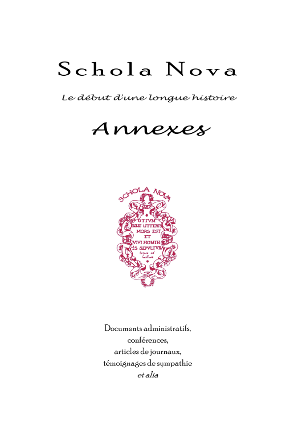 Livre Schola Nova - Annexes.png
